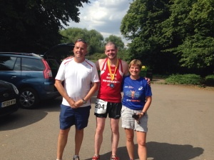 With World Record holding race organisers Dave and Linda