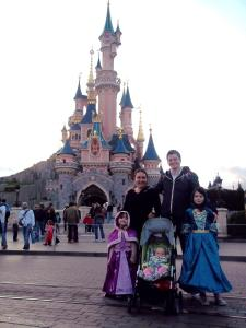 There's a time and a place (Disneyland!!) for fun, but my children still crave normality!